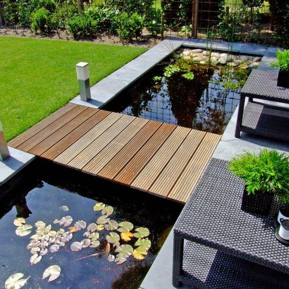 Junk Garden Ideas 2018 Edition: Top 50 Besten Hinterhof Teich Ideen