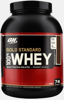 Optimales Gold Standard Molkenprotein