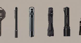 Top 30 besten EDC Taschenlampen für Männer - jeden Tag tragen Beleuchtung