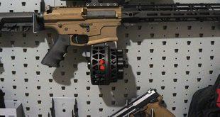 Gallow Tech Gun Rack Review - Traumwaffenraum Armory Build