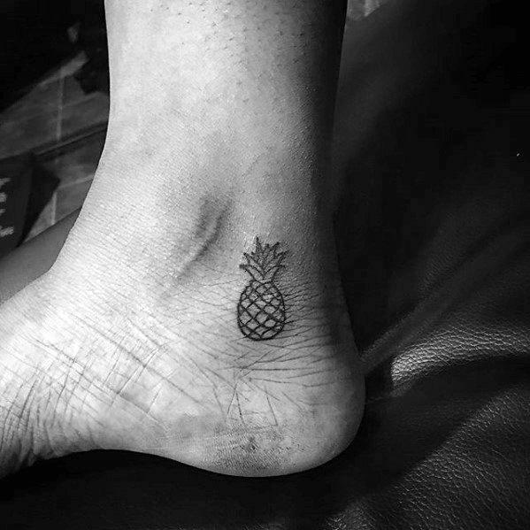 70 Knöchel Tattoos Für Männer Maskuline Design Ideen Mann Stil