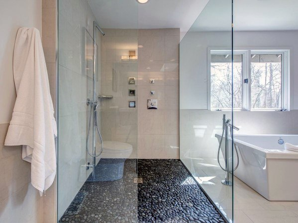 top 50 besten dusche fliesen ideen badezimmer bodenbelag designs mann stil tattoo. Black Bedroom Furniture Sets. Home Design Ideas