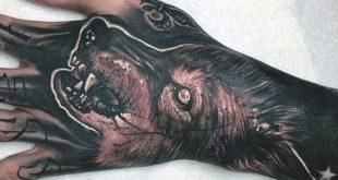 Top 100 besten Knuckle Tattoos für Männer - eine Faust voller Ideen