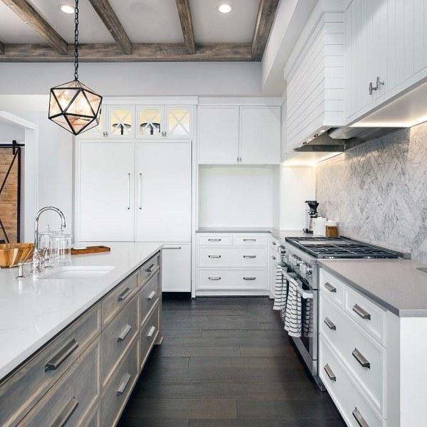 Top 60 besten Küche Backsplash Design-Ideen - Kulinarische Raum-Interiors