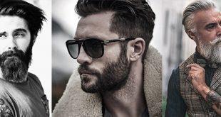 50 schöne Bart Stile für Männer - männliche Gesichtshaar Ideen