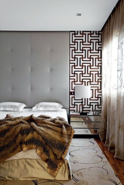 20 männliche Schlafzimmer Designs - Ihre Dosis Bachelor Pad Inspiration