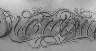 20 Überwindung Tattoo Designs für Männer - Word Ink Ideas