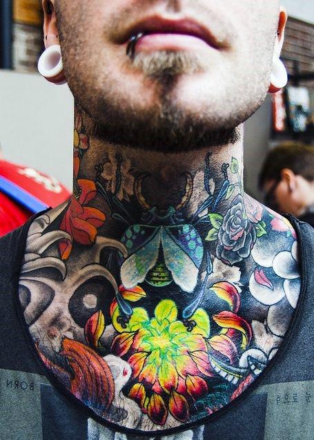 beste hals tattoos