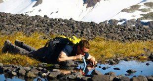 LifeStraw Personal Water Filter macht sicheres Trinkwasser auf der Spur