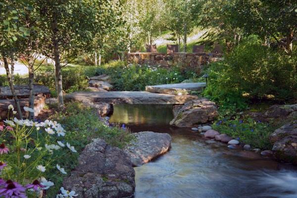 Top 50 besten Hinterhof Teich Ideen - Outdoor Water Feature Designs