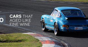 50 stilvolle Autos, die im Alter wie feiner Wein