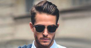 Top 70 besten stilvolle Haarschnitte für Männer - beliebte Schnitte für Savvy Herren