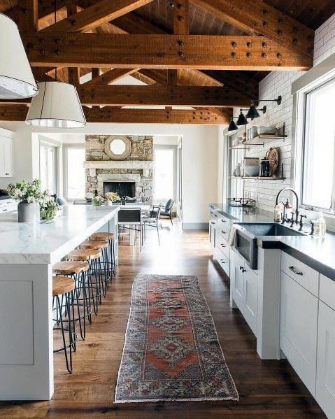 Top 75 Beste Kuche Decken Ideen Home Interior Designs Mann Stil