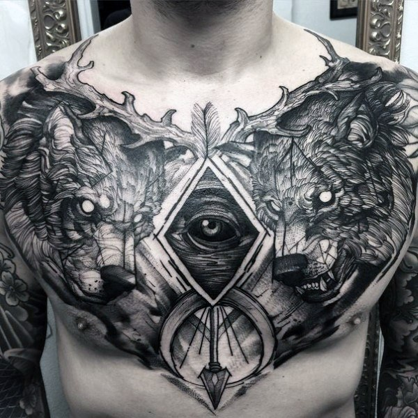 Top 70 coolsten Tattoos für Männer - Maskulin Design-Ideen