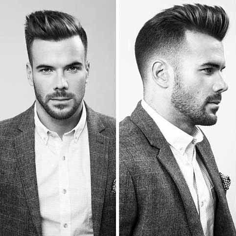 70 Moderne Frisuren für Männer - Ein Fashion Forward First Impression