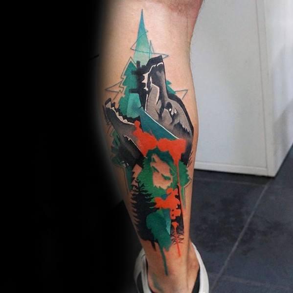 60 Epic Tattoo Designs für Männer - Legendäre Tinte Ideen