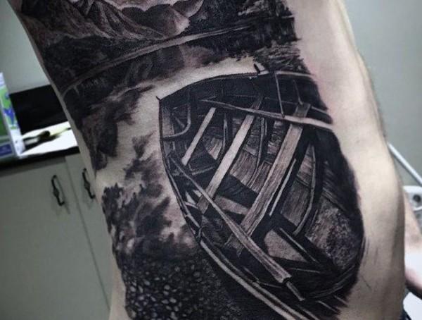 Wie schlecht Rib Tattoos verletzt - Rib Cage Pain Reality