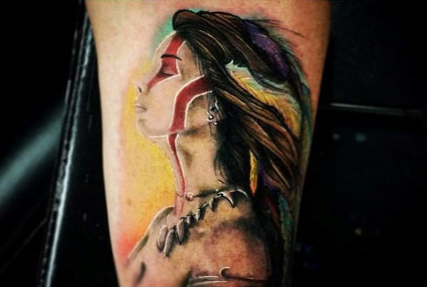 100 Cherokee Indian Tattoos Dream Catcher Yasminroohi