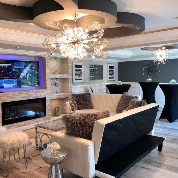 Top 60 Beste Basement Lighting Ideas - Beleuchtete Innenarchitektur