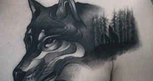 100 Tier Tattoos für Männer - Cool Living Creature Design-Ideen