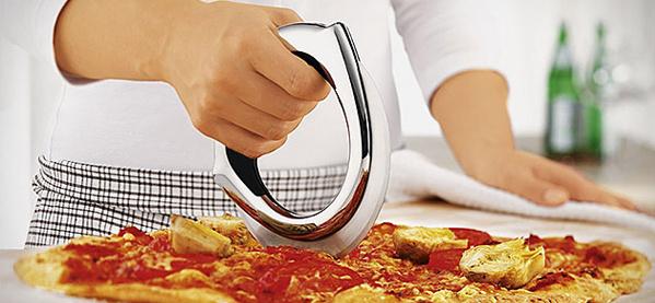 Das Rosle Pizza Wheel ist einer der besten Pizzaschneider