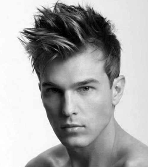 40 Spiky Frisuren für Männer - maskuline Ideen für Ihre nächste Frisur