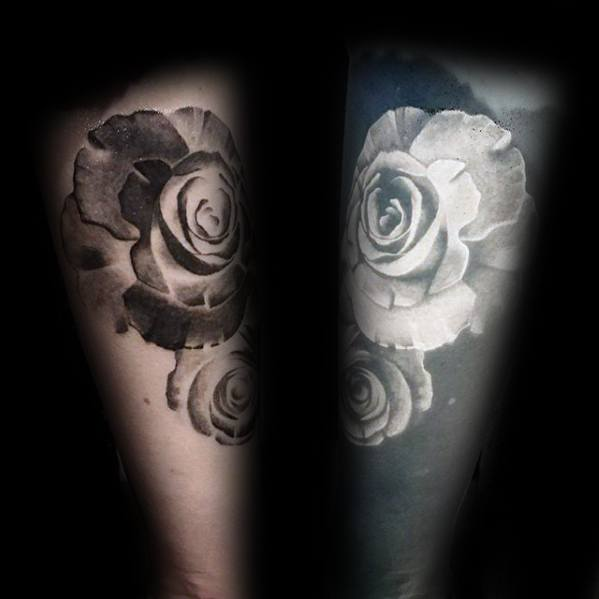 20 Inverted Tattoo Designs für Männer - Gegenüberliegende Tinte Ideen