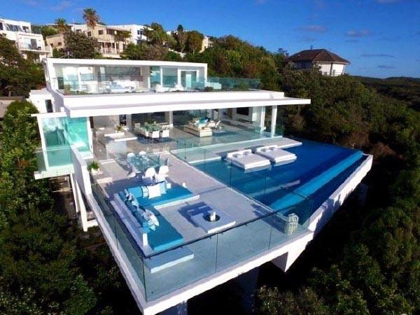 75 Swimming Pool Designs für Männer - Coole Ideen zum ...