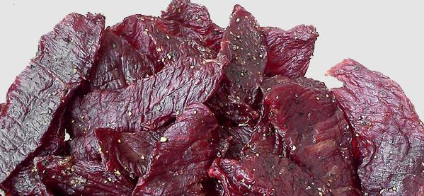 Wie man Beef Jerky für hausgemachte Snacks machen