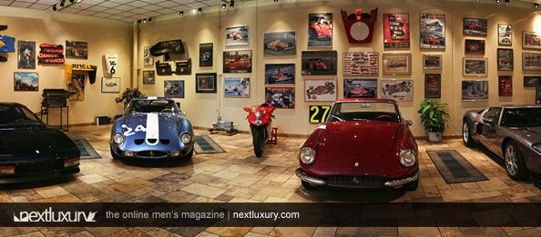 Die teuersten Garagen für Jungs Teil zwei Foto Guide