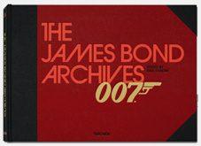 Taschen Das James Bond Archivbuch