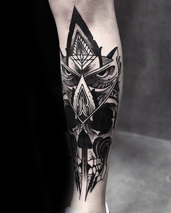 60 große Tattoos für Männer - Maskulin Design-Ideen