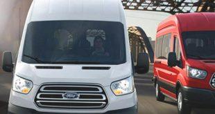 Setzen Sie den Ford-Transit, um für Sie zu arbeiten - es ist geräumig, vielseitig und fähig