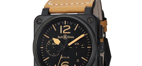 Bell & Ross Herren BR03-94 Uhr