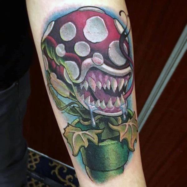Tattoos Fürs Video