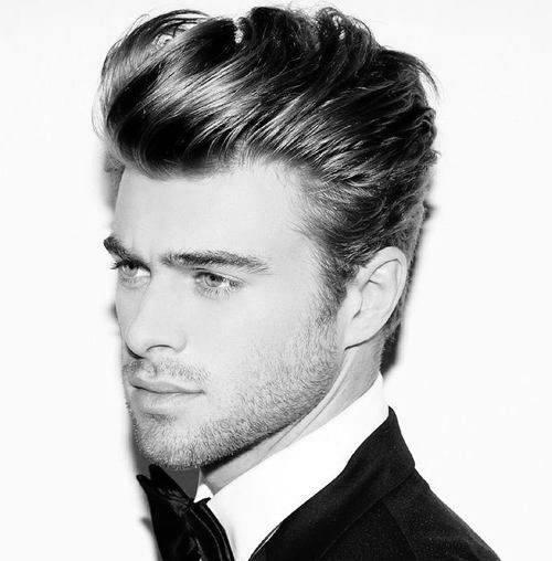 50 Männer wellige Frisuren - fügen Sie etwas Leben zu Ihrem Haar hinzu
