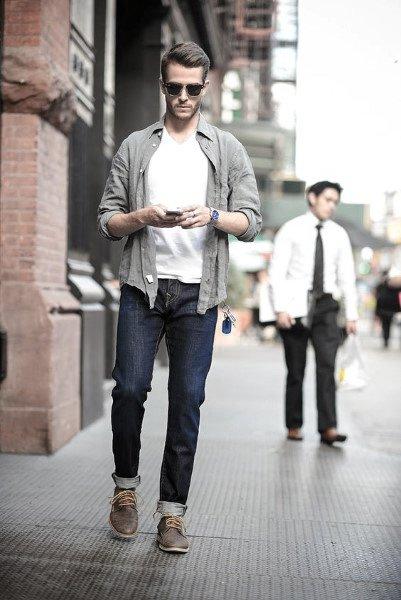 release date: ae7cc f3e89 Freizeitkleidung für Männer - 90 männliche Outfits und Looks ...