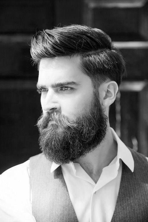 Top 48 besten Frisuren für Männer mit dickem Haar