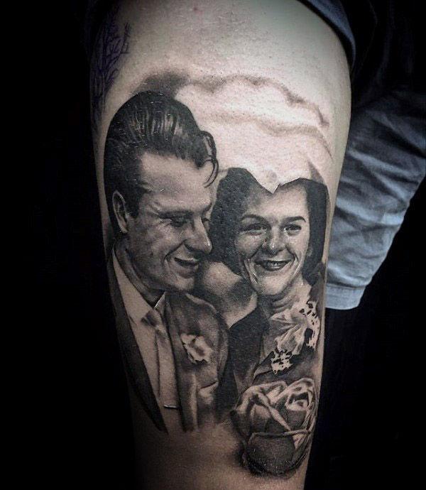 Tattoo Für Verstorbenen Mann Tattoo Für Meinen Verstorbenen