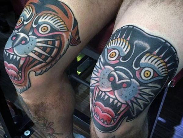 Top 15 schmerzhaftesten Orte, um ein Tattoo zu bekommen - wo es am schlimmsten weht