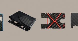 Top 40 besten Kohlefaser Brieftaschen für Männer - Ultra Slim und leichte Brieftaschen
