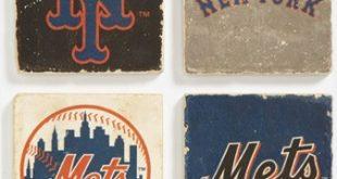 New York Mets Marmor Untersetzer