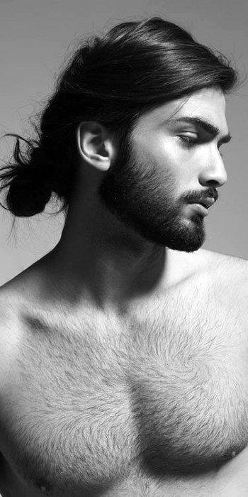 40 Samurai Frisuren für Männer - Modern Masculine Man Brötchen