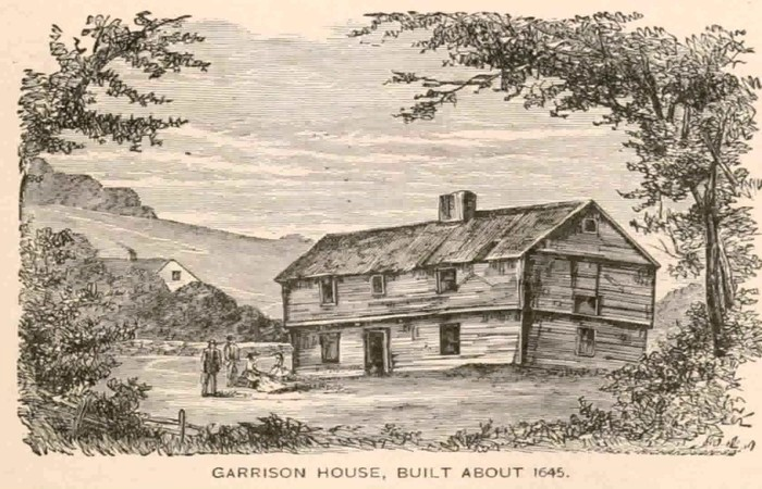 Garnison Hausstil
