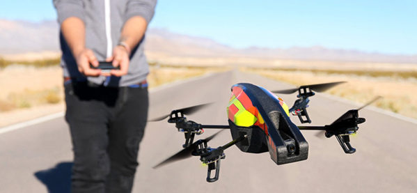 Papagei AR 2.0 Drohne