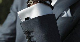 Wie man Manschettenknöpfe trägt