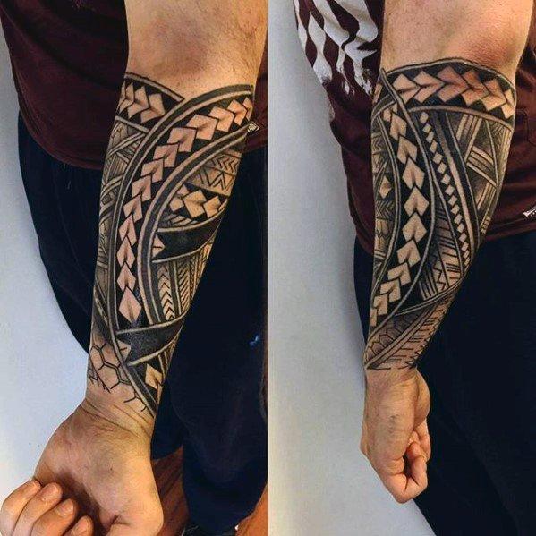 50 einzigartige unterarm tattoos f r m nner cool ink design ideen mann stil tattoo. Black Bedroom Furniture Sets. Home Design Ideas