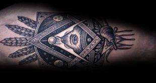 50 Weizen Tattoo Designs für Männer - Cool Crop Ink Ideen